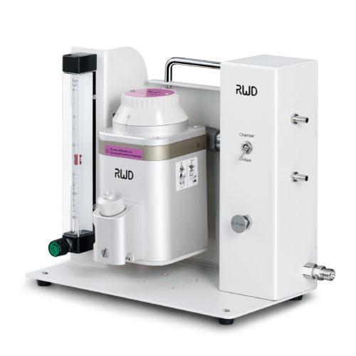 VI-R540 Portique d'anesthésie gazeuse 2 voies